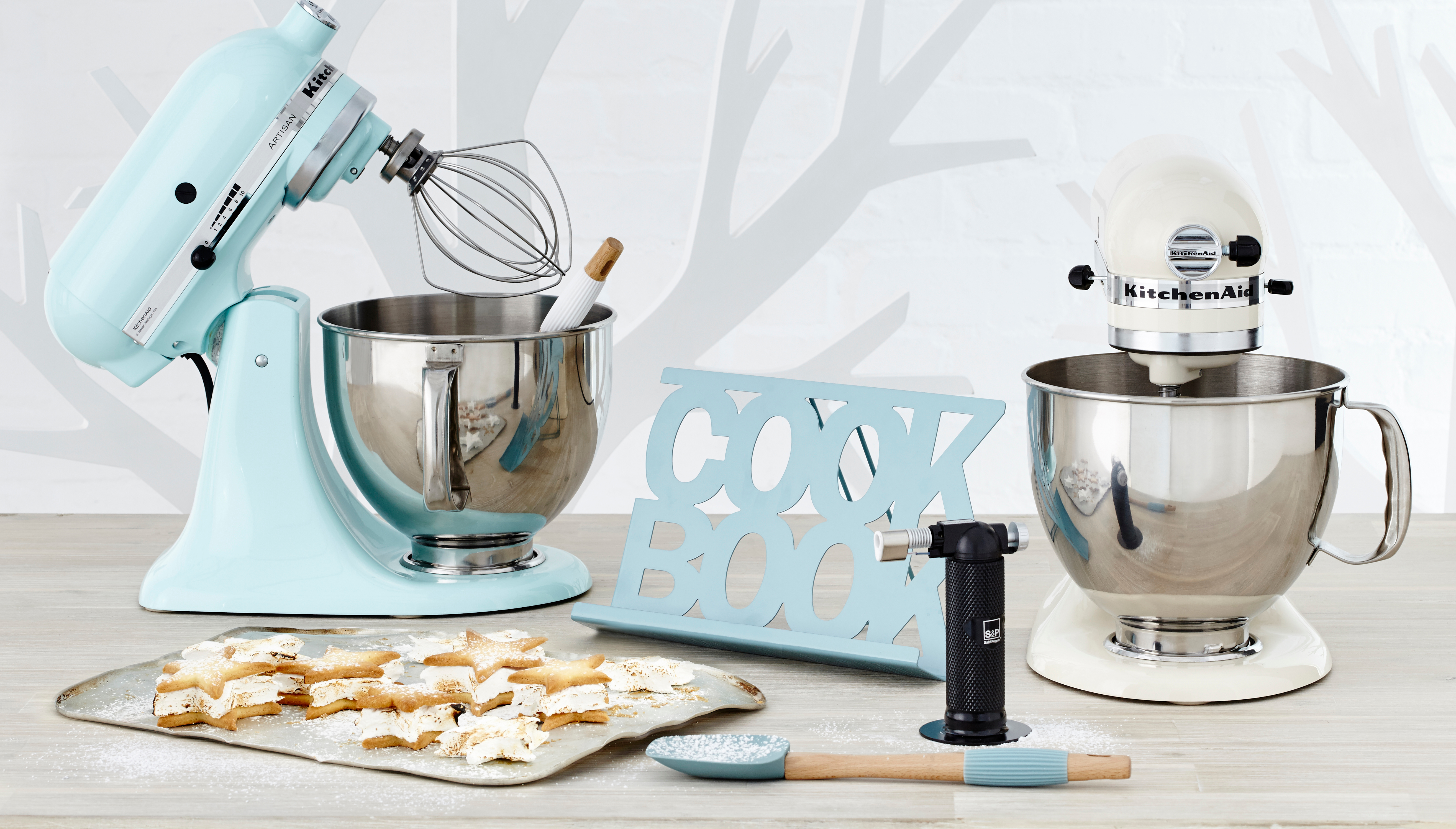 KITCHENAID: PREMIUM COUNTERTOP KITCHEN APPLIANCES