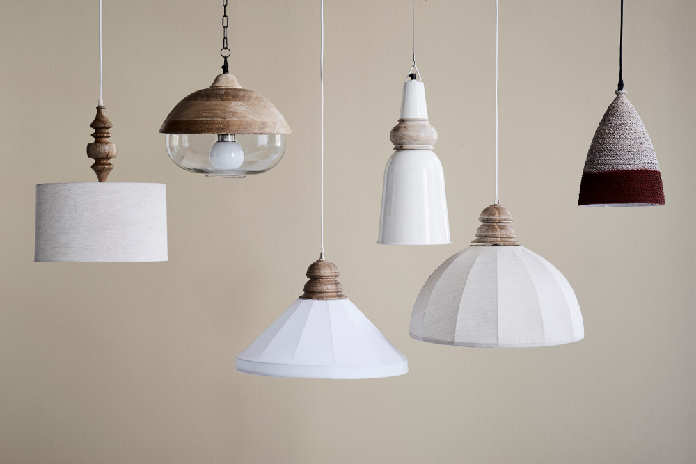 HANGING PENDANT LIGHTS TO WORK IN YOUR SPACE