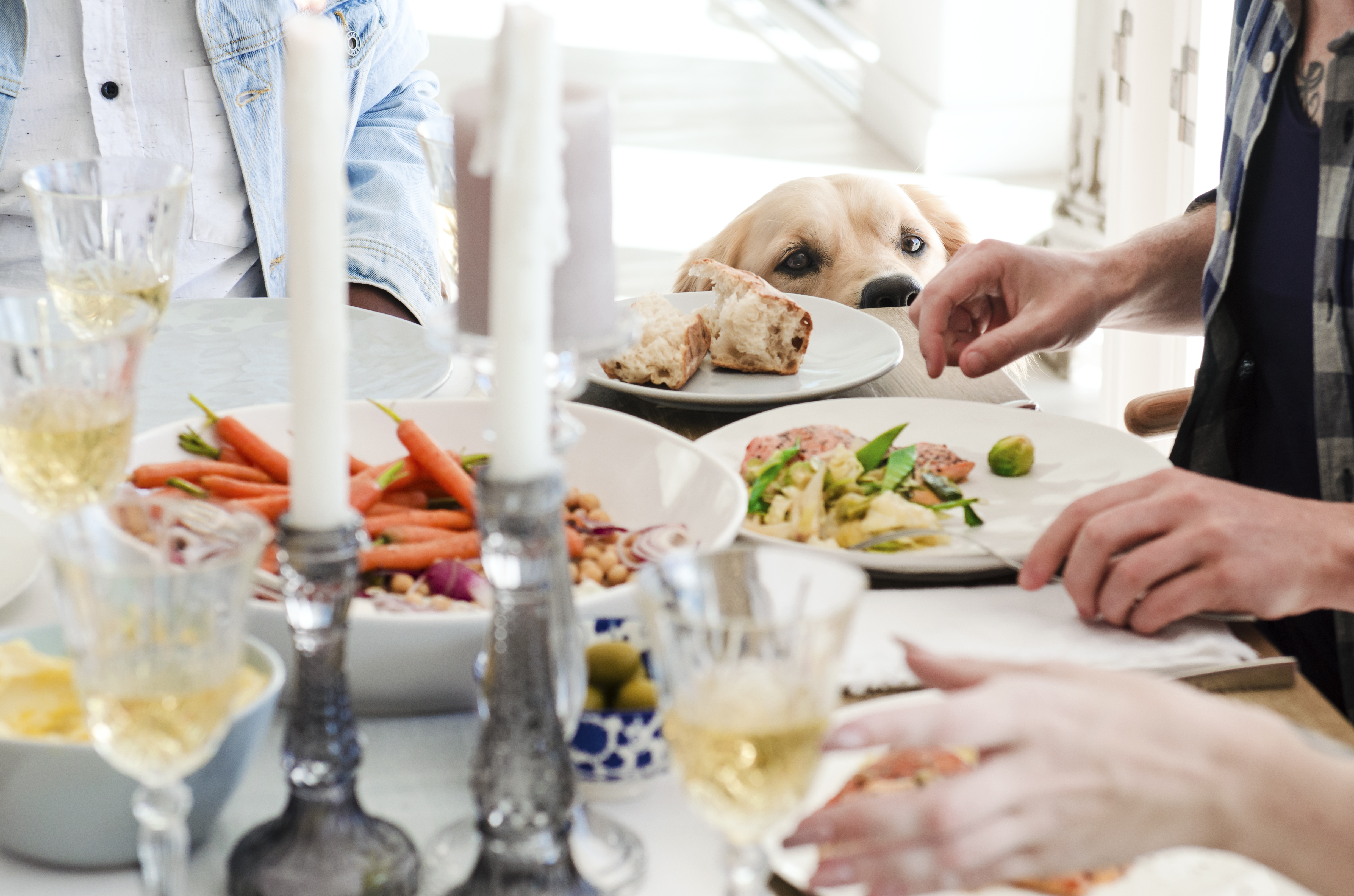 Hosting a stress-free Easter meal in style