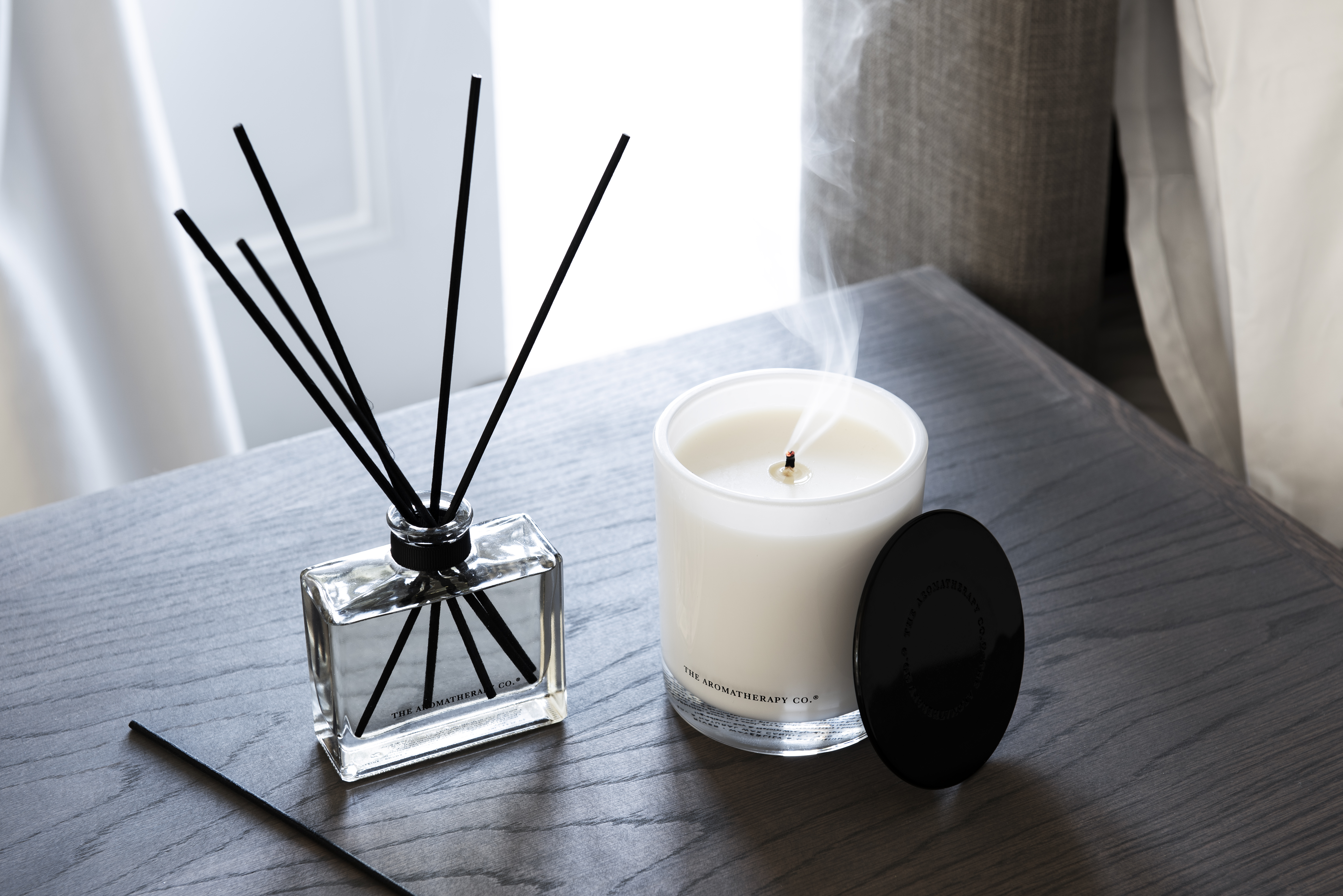 RESTORE CALM WITH FRAGRANCE