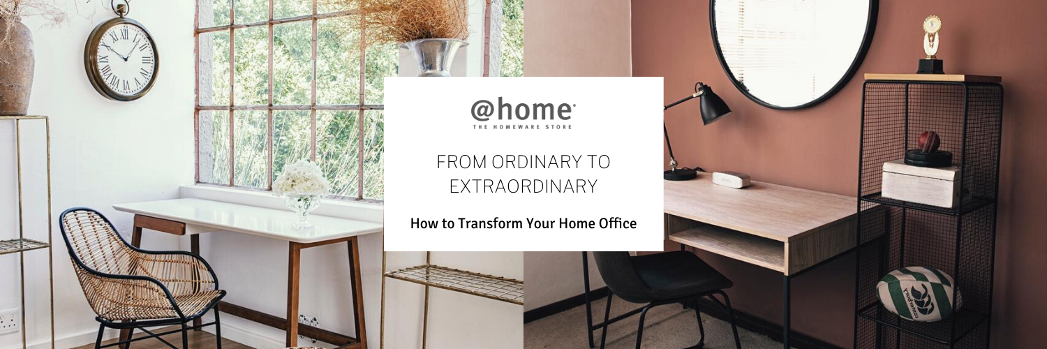 From Ordinary to Extraordinary: 4 Home Offices Transformed.