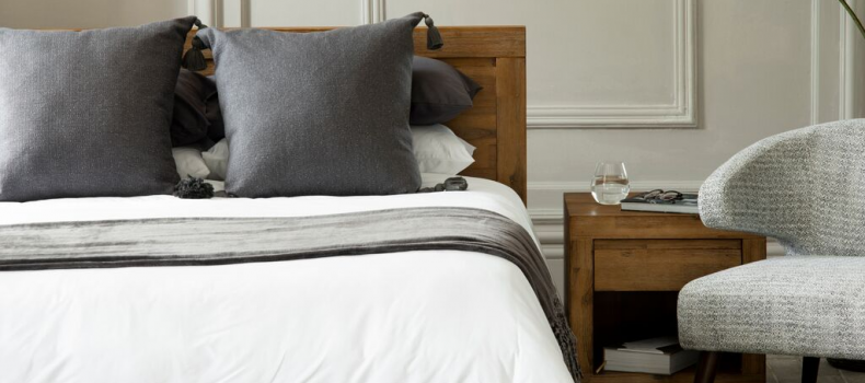Choosing the right bedding for your rental home.