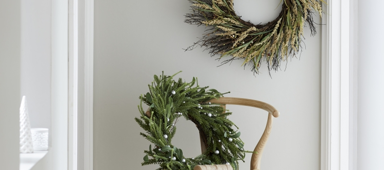 START YOUR OWN CHRISTMAS TRADITIONS FOR THE TREE, THE TABLE AND BEYOND