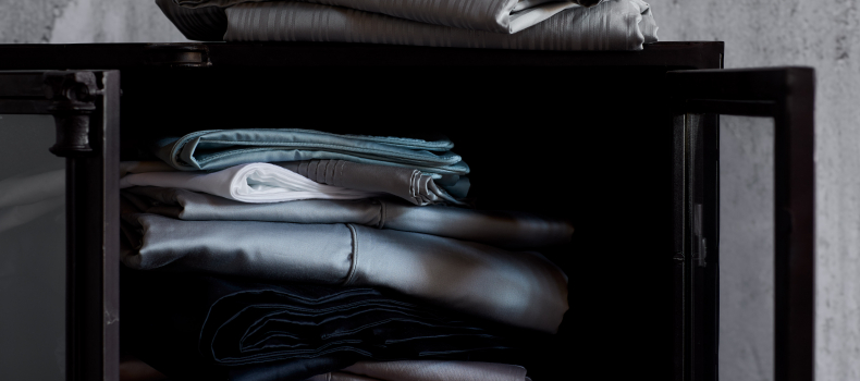 TIPS FOR ORGANISING YOUR LINEN CUPBOARD