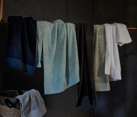 CHOOSING THE RIGHT TOWELS