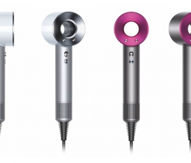DYSON SUPERSONIC: INTELLIGENT HEAT CONTROL FOR SHINY HAIR