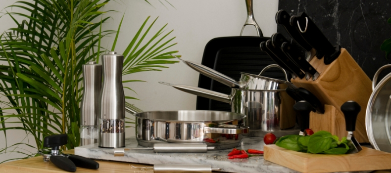 BACCARAT: PROFESSIONAL, TIMELESS COOKWARE