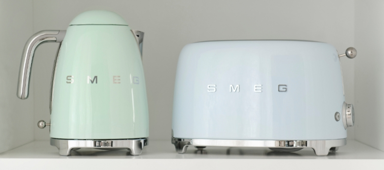 SMEG: TECHNOLOGY WITH STYLE