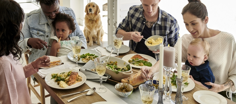 HOST LINGER LONGER LUNCHES THAT GO ON PAST SUNSET