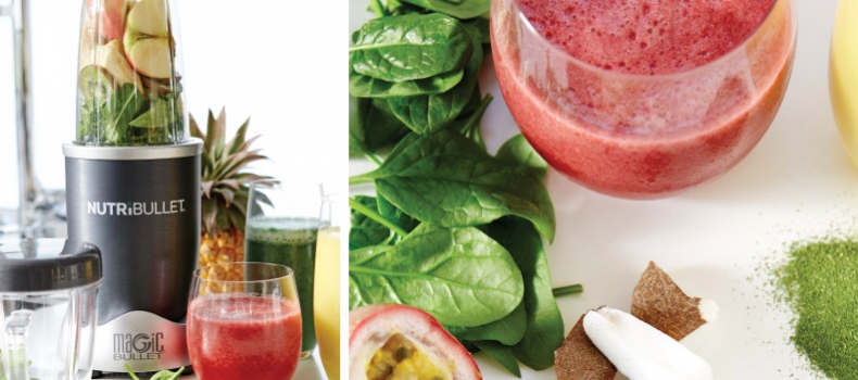 NUTRIBULLET: THE WORLD'S MOST POWERFUL NUTRITION EXTRACTOR