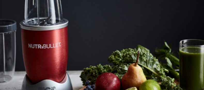 3 REASONS TO USE YOUR NUTRIBULLET ALL YEAR ROUND