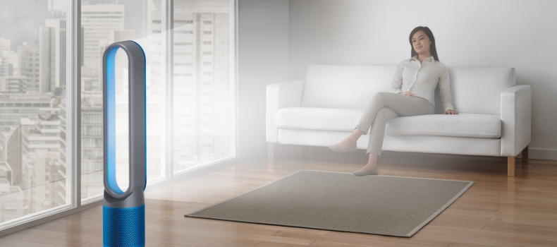 COOL TECHNOLOGY THAT PURIFIES YOUR HOME