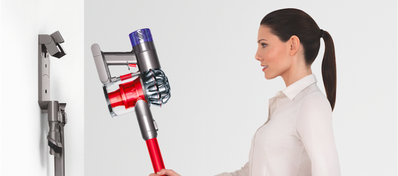 LATEST VACUUM CLEANER TECHNOLOGY FROM DYSON