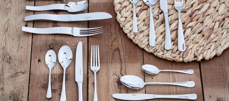 SETTING YOUR TABLE: CHOOSING CUTLERY